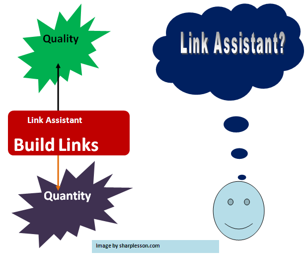Learn link assistant