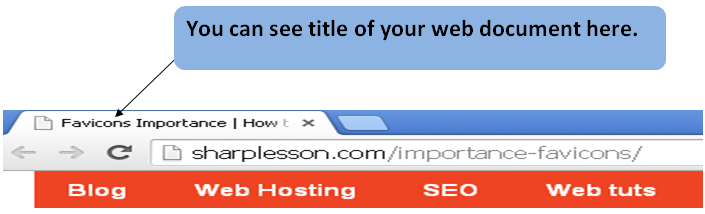 see seo title for browser