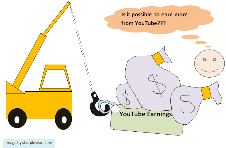 check YouTube earning