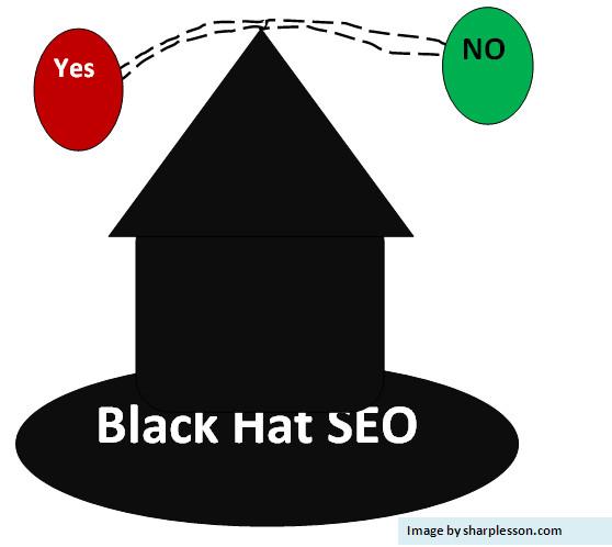 Avoid blackhat SEO.